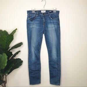 Frame Denim Le Garçon skinny jeans